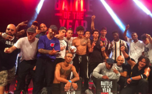 "▶️ Breakdance/BattleOfTheYear Réunion 2019: Le public emporté par la ""Force of Nature"" !"
