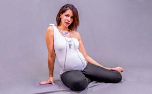 Cécile Roulof, une future maman très sereine