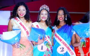Chloé Lebon élue Miss Excellence Est 2019