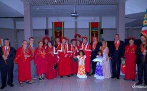 Ordre International des Anysetiers : Passation de pouvoir et intronisation