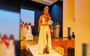 📷 Miss Métisse Réunion 2019 : c'est Ivana James