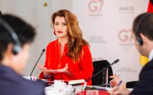 Marlène Schiappa à La Réunion pour le Grenelle des violence conjugales