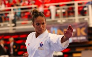 Helvétia Taily :  déterminée pour les championnats d'Europe Karaté 2020.