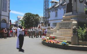 📷 Commémorations du 11 novembre : Hommage à Saint-Denis