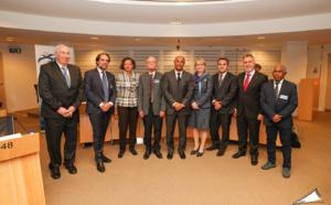 RUP : Didier Robert à Bruxelles pour défendre une position ferme de La Réunion sur le prochain budget européen