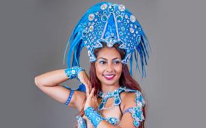 Julie Peters, la Réunionnaise danseuse professionnelle