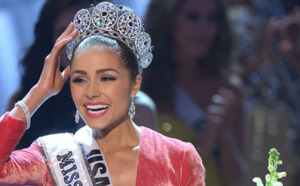 Olivia Culpo Miss Univers, Marie Payet dans le Top 10