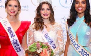 Tout juste couronnée, Miss Franche-Comté rend son écharpe