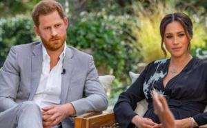 Meghan Markle accuse la famille royale britannique de racisme envers son fils