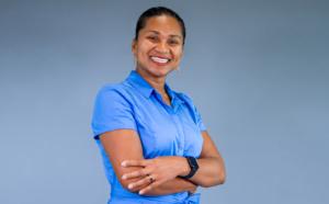 Erika Velio, la Réunionnaise ingénieure aérospatiale qui enverra la première femme sur la lune