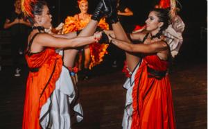 Plumes et sensualité: la Compagnie Fantasmagic prête à remonter sur scène