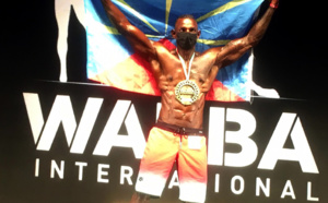 Les muscles des Réunionnais font merveille lors du WABBA International
