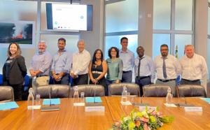 1er Comité Régional de l'Innovation de la nouvelle mandature Maya Cesari désignée Présidente du CRI
