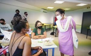 Visite de l'Ecole Nationale Supérieure d'Architecture (ENSAM) au Port