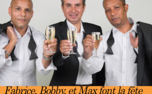 Fabrice,Bobby, et Max Parés pour un super 31!