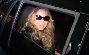 Mariah Carey ignoble avec un artiste de rue