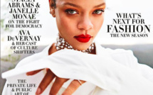 Rihanna en couverture de 26 éditions du Harper's Bazaar