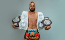 "Kevin Latchimy, ""The Machine"" du Kick Boxing"