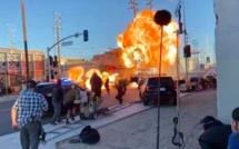 La très impressionnante nouvelle cascade du réalisateur de Transformers